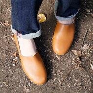 レザーフラットシューズ/【エスニックファッション】/【送料無料】/靴/フラットシューズ/レザーシューズ/革/牛革/シューズ/レディース/無地/エスニック/日本製/軽い/レディースファッション