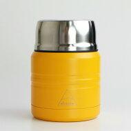 シャスタステンレスフードジャーマットオレンジ/スープジャー/マイボトル/水筒/シャスタ/エコ/スタイリッシュ/スタイリッシュボトル/ステンレス/保温性/保冷性/衛生的/耐久性/プレゼント/ギフト/直飲み/軽量