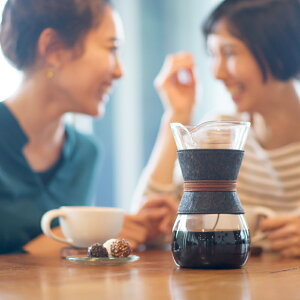 シャスタ コーヒーカラフェ/水出しコーヒー/コーヒーサーバー/ドリップ/お茶/紅茶/ハーブティー/ギフト/プレゼント