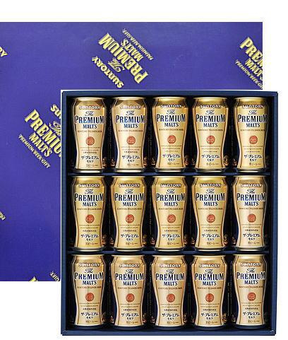 サントリー ザ プレミアム モルツ 缶ビールギフトセットBPC4N【お中元・お歳暮限定!】★在庫が0でもお取り寄せできます。在庫数以上を追加で不足分を希望の場合、メモ欄に記入ください!