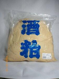 富久駒さん家の詰め粕(練り粕)3.75kg入り【酒粕・漬物用】冷蔵保管商品です。【夏はクール便推奨します!】※甘酒や粕汁にはご利用いただけません!在庫限りです!