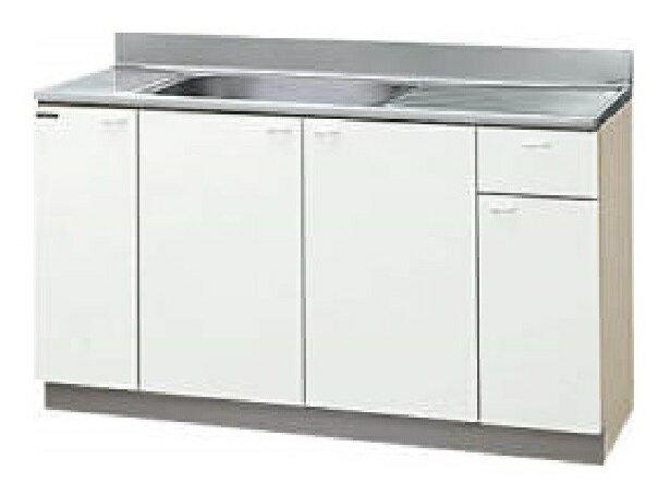 クリナップ『クリンプレティ』流し台 W1500mmサイズ(C1S-150MF . C4N-150MF)送料無料
