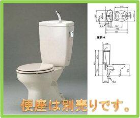 TOTO セレストR 床排水便器 手洗付タンク(陶器製)CFS371A 送料無料