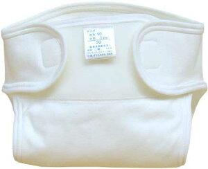 透湿・消臭コットンおむつカバー(50・60cmオフホワイト)日本製05P03Dec16
