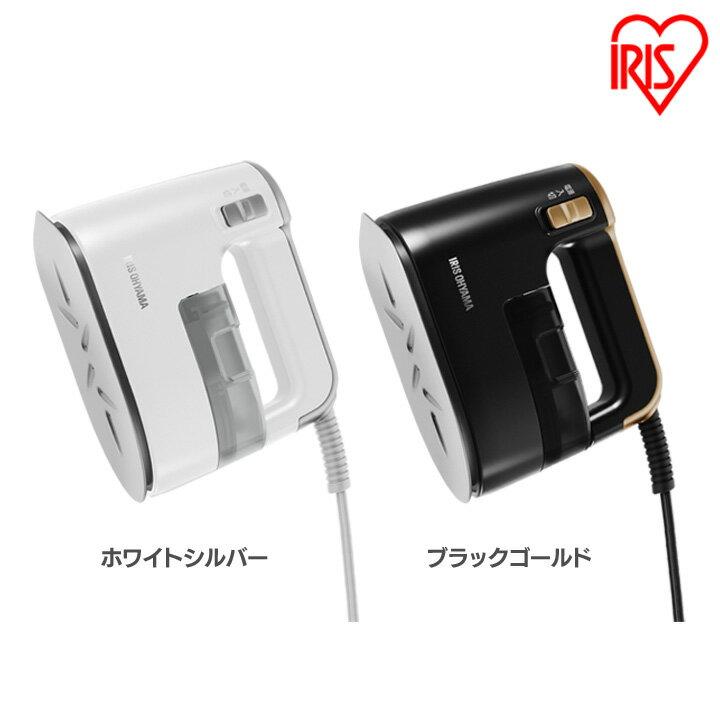 送料無料 衣類用スチーマー IRS-01 アイリスオーヤマ
