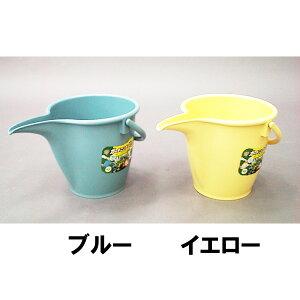 【8L】ガーデニングバケツ GDB-8(ブルー/イエロー) アイリスオーヤマ