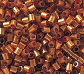パーラービーズ 5085 ゴールド カワダ アイロンビーズ 手作り 工作 単色 女の子 男の子 おんなのこ おとこのこ ビーズ遊び