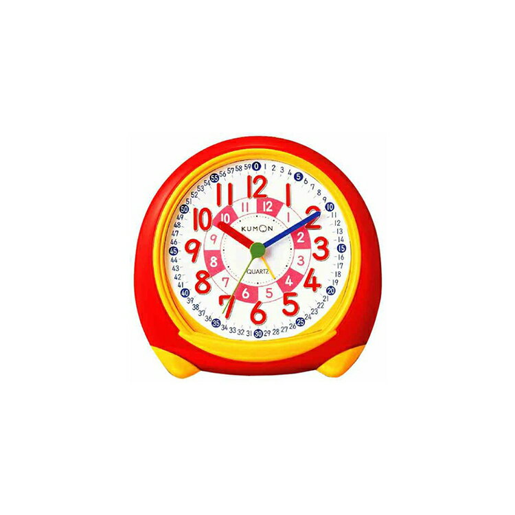 スタディめざまし くもん 送料無料 目覚まし時計 子供 子供 用 学習 時計 時計 子供 子ども 学習 時計 知育玩具 学習玩具 くもん出版 目覚まし【D】【ギフト/贈り物】【楽ギフ_包装】プレゼント 子供向け【RCP】