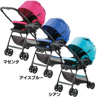 Joie smabaggi 童車洋紅、 藍和 cyancemabuggy 1 個月襯郊遊保姆車越野車喬伊走