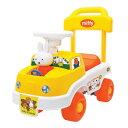 【乗り物】乗用玩具 ミッフィーフレンドカー【1歳半〜】永和【ベルニコ】【B】【D】【BN】【RCP】【楽ギフ_包装】