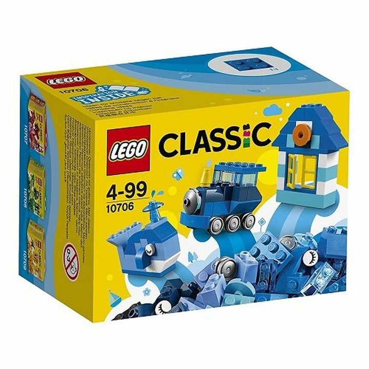 レゴ クラシック アイデアパーツ 青 10706玩具 組立ブロック 遊び LEGO レゴジャパン 【TC】