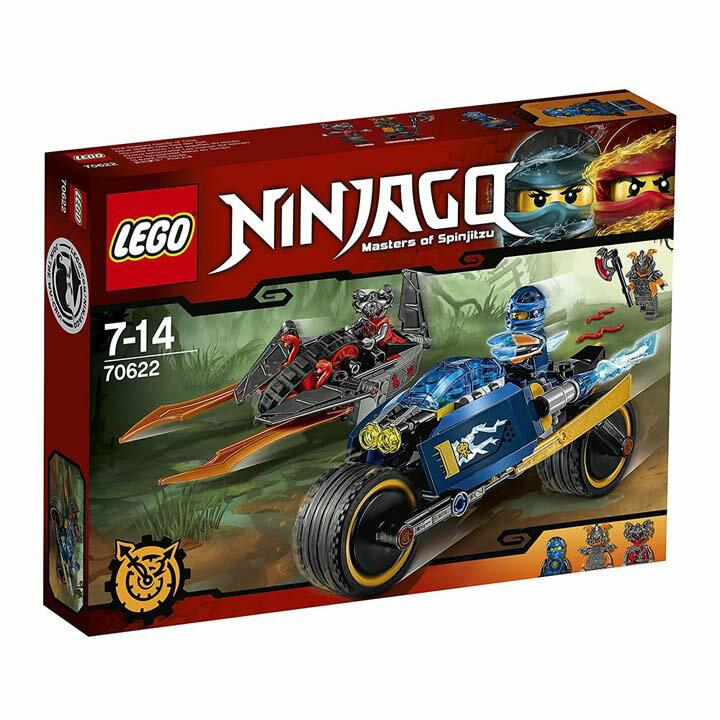 レゴ ニンジャゴー イナズマッハライド 70622玩具 組立ブロック 遊び LEGO レゴジャパン 【TC】