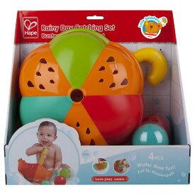 ハペ HAPE レイニーデーファンセット E0206Aおもちゃ 知育玩具 木のおもちゃ お風呂遊び 【TC】