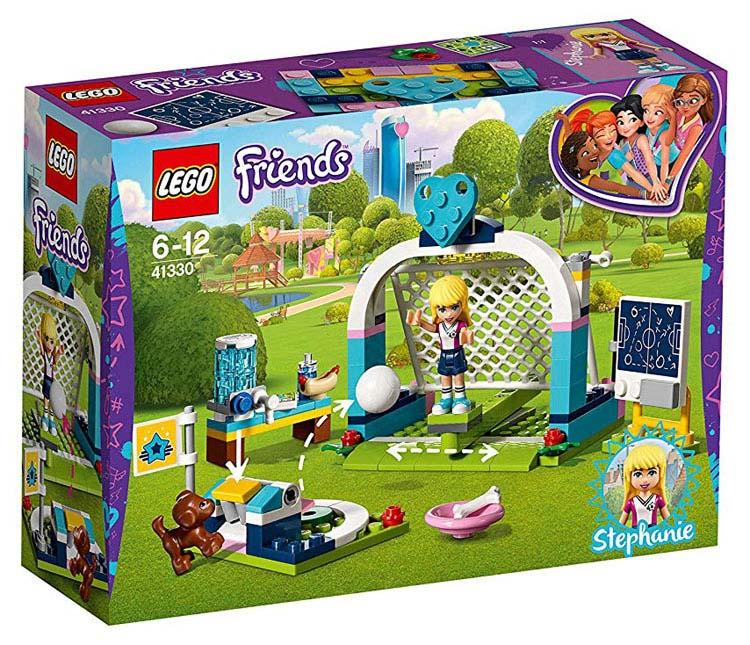 レゴ フレンズ ステファニーのサッカーパーク 41330おもちゃ 玩具 ブロック 女の子向け ミニチュア お友達 LEGO Friends ギフト プレゼント レゴジャパン 【TC】