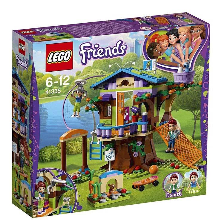レゴ フレンズ ミアのツリーハウス 41335おもちゃ 玩具 ブロック 女の子向け ミニチュア お友達 LEGO Friends ギフト プレゼント レゴジャパン 【TC】