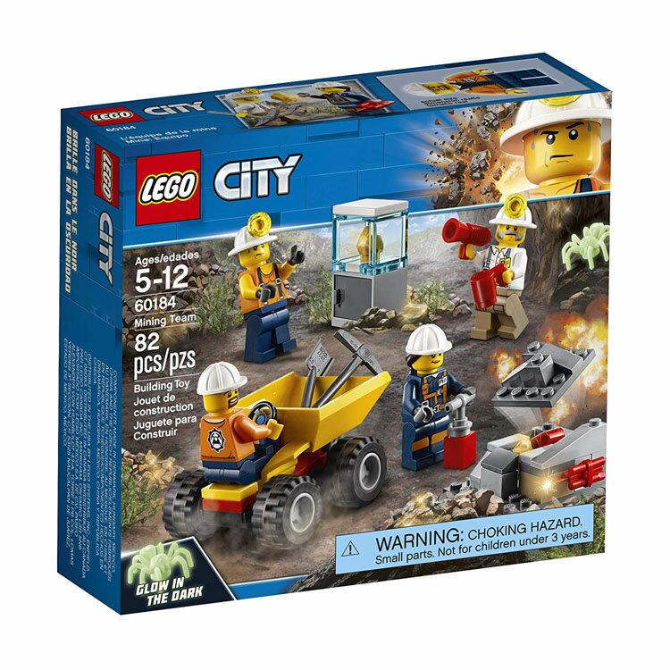 レゴ シティ ゴールドハンターたち 60184おもちゃ 玩具 ブロック 男の子向け ミニチュア 街 LEGO City ギフト プレゼント レゴジャパン 【TC】