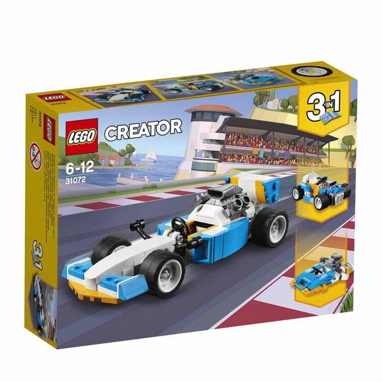 レゴ クリエイター スーパーカー 31072おもちゃ 玩具 ブロック 男の子向け 車 乗り物 LEGO Creator ギフト プレゼント レゴジャパン 【TC】