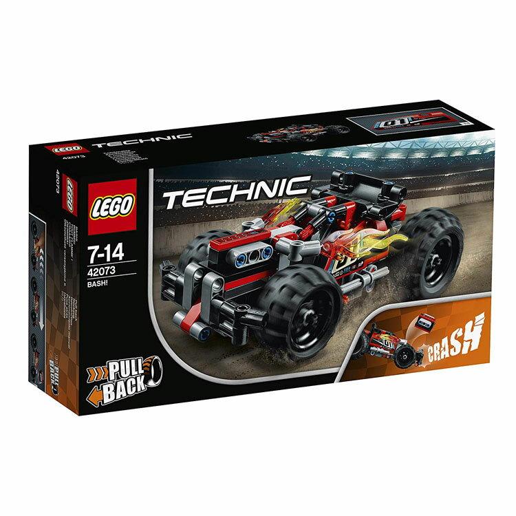 レゴ テクニック パワフルレーサー 42073おもちゃ 玩具 ブロック 男の子向け 車 乗り物 LEGO Technic ギフト プレゼント レゴジャパン 【TC】