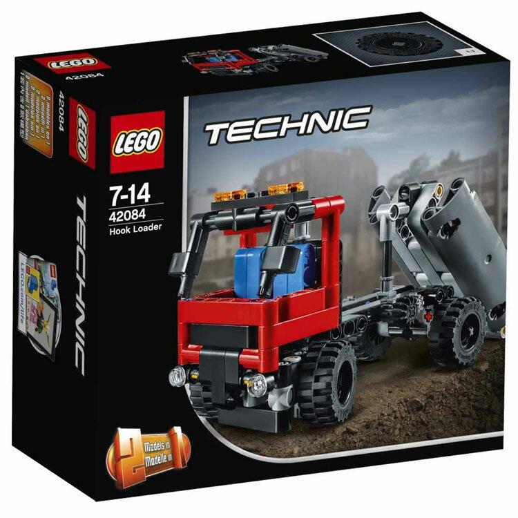 レゴ テクニック フックローダー 42084おもちゃ 玩具 ブロック 男の子向け 車 乗り物 LEGO Technic ギフト プレゼント レゴジャパン 【TC】