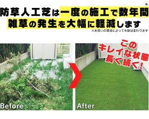 防草人工芝芝丈3.5cmBP-35242m×4m送料無料人工芝芝庭雑草防草ガーデン草芝丈3.5cm防草人工芝3.5cmアイリスオーヤマ