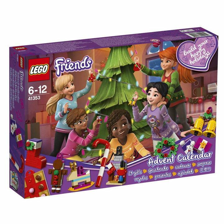 レゴ フレンズ アドベントカレンダー 41353おもちゃ 玩具 ホビー レゴ 男の子 レゴジャパン 【D】【楽ギフ_包装】
