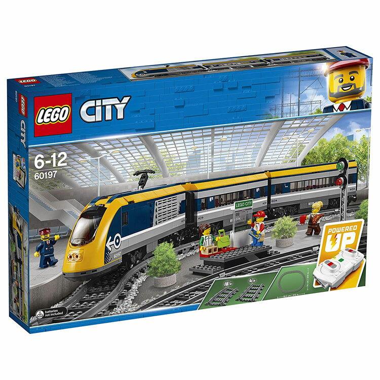 レゴ シティ 60197 ハイスピード・トレイン 送料無料 おもちゃ 玩具 LEGO ブロック 男の子向け CITY 電車 ギフト プレゼント レゴジャパン 【D】