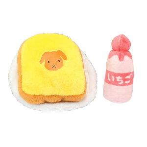 ゆめふわタウン 食パンといちご牛乳 YF-013おもちゃ 玩具 知育 オモチャ プレイシリーズ 組み合わせ 誕生日 孫 ごっこ遊び かわいい KAWADA カワダ 【TC】