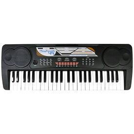 デジタルピアノ 49鍵盤 ブラック SR-DP02送料無料 ピアノ デジタル 楽器 キーボード オルガン SunRuck 【D】