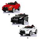 電動乗用カー nissanGTR ABL-1603送料無料 おもちゃ 玩具 乗り物 子供用 キッズ用 男の子 女の子 自動車 充電 電動 SI…