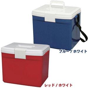 クーラーボックス CL-15 送料無料 アイリスオーヤマ ブルー レッド アウトドア キャンプ 持ち運び 保冷 保存 飲料水 食品