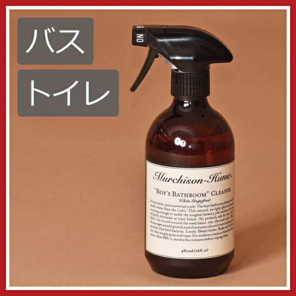 Detergent Organic Fashion Dressing Room Bathroom Bathroom Sanitary Room  Dispenser Container Present Gift For The Murchison Hume Boys Bathroom  Cleaner 480mL ...