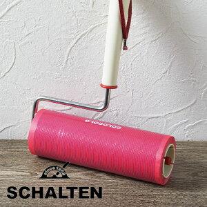 フローリング コロコロ SCHALTEN ハンディローラー シャルテン 日本製 粘着テープ 粘着クリーナー 掃除 カーペット ビニール床 ローラー クリーナー コロコロケース