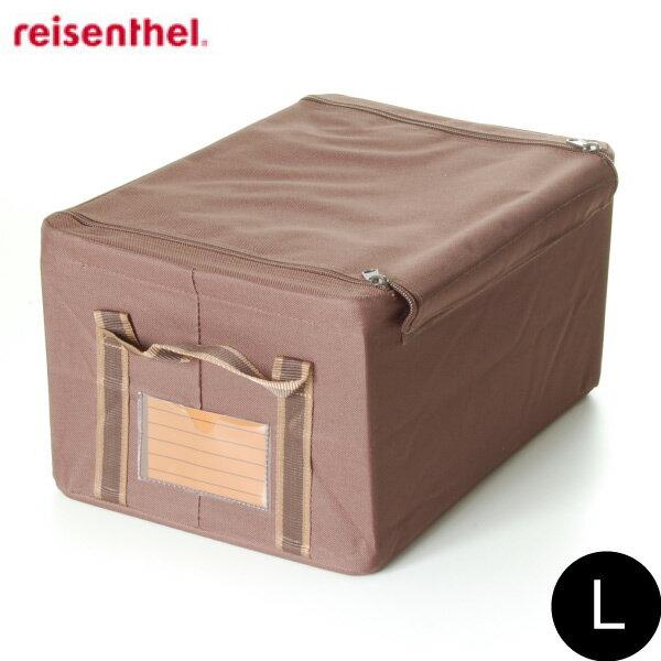 ライゼンタール reisenthel ストレージボックス L SOLID スタッキングボックス スタックボックス 収納ボックス 収納BOX 収納ケース おしゃれ インテリア雑貨 北欧 布 フタ付き ふた付き 折りたたみ 衣装ケース 押入れ 引き出し おもちゃ箱 オシャレ デザイン雑貨 モノトーン