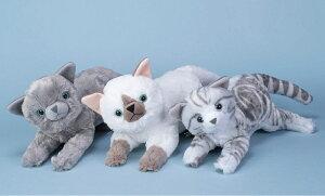なでなでねこちゃんDX3「本物のネコの声!なで方で鳴き方が変化!」