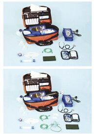 ブルークロス・エマージェンシー 酸素吸入救急医療セット AEW-OX-FS