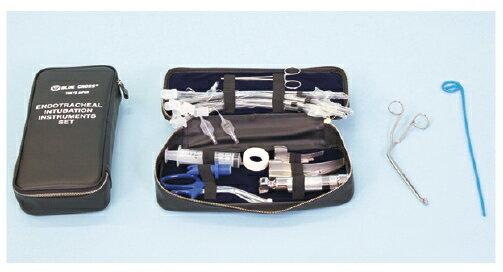 ブルークロス・エマージェンシー 気管挿管セット(成人用) ET-A-DX (デラックス) 01-5555-19