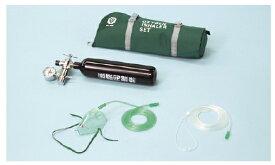 ブルークロス・エマージェンシー 携帯用酸素吸入器(スタンダードタイプ OX-100S 酸素なし 01-5560-10