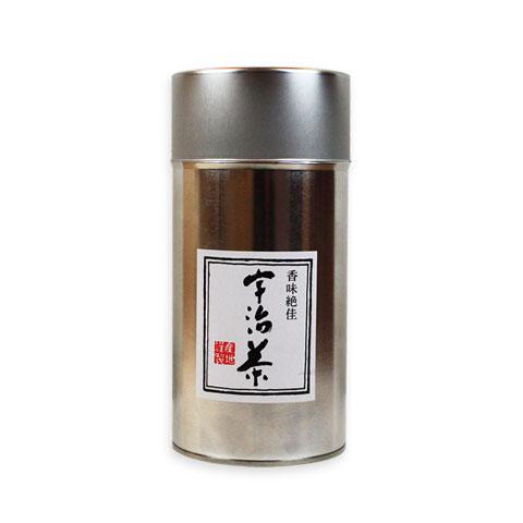 【業務用】木長園 宇治抹茶 梅2号 白缶 400g_