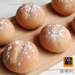 ふすま粉焙焼ふすま(細挽き)1kgホームベーカリーふすまパン【国産小麦】糖質オフ_