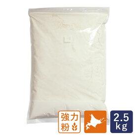 強力粉 ザ・キタノカオリ 北海道産パン用小麦粉 江別製粉 2.5kg_ ハロウィン
