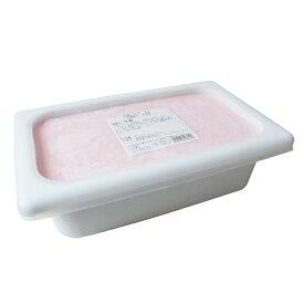 アイスクリーム 明治 白桃ソルベ 白桃果汁40% 業務用 2000ml_
