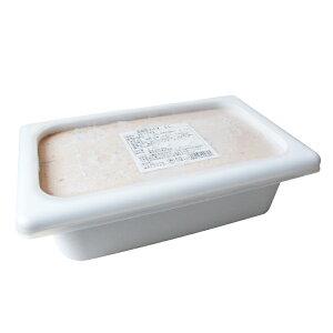 アイスクリーム 渋皮栗アイス 明治 業務用 2000ml_ ハロウィン