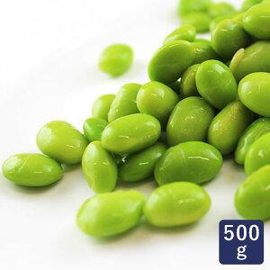 冷凍食品 皮むきえだ豆 フーズランド 500g 枝豆_