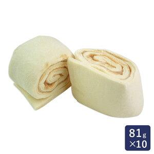 冷凍パン生地 シナモンロール shikishima 81g×10 アイシング付_おうち時間 パン作り お菓子作り ハロウィン お買い物マラソン