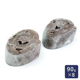 冷凍パン生地 チョコブレッド KOBEYA 92g×8 チョコパン チョコレート_ おうち時間 パン作り お菓子作り 手作り パン材料 お菓子材料