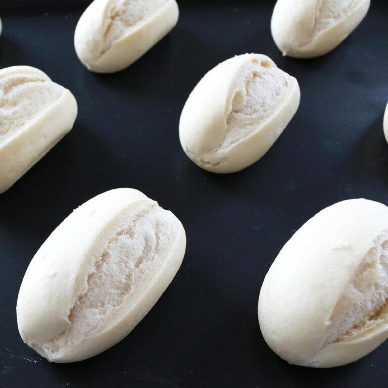 ■冷凍パン■半焼成 プチパン プレーン <解凍・発酵不要>40g×10_