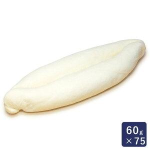 冷凍パン生地 業務用 ISM Nバターロールボード 1ケース 60g×75 _