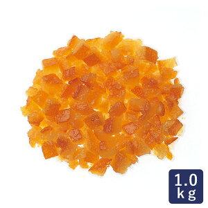 オレンジカット 5mm A うめはら 1kg オレンジピール オレンジ ピール_ <お菓子・パン材料 フルーツ> ハロウィン