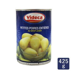 プチポワール VIDECA 425g 缶詰 ビデカ_<お菓子・パン材料 フルーツ>