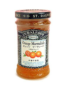 ST.DALFOUR オレンジマーマレード 170g×6_